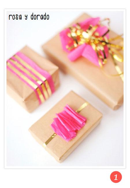 Especial ideas para envolver regalos el blog de navidad for Ideas para envolver regalos
