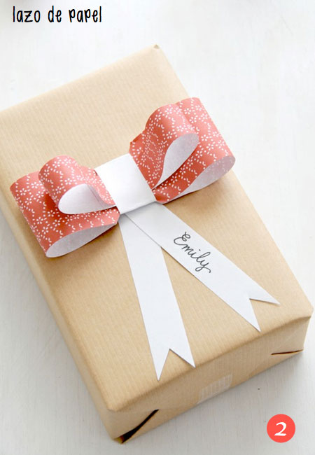 Especial ideas para envolver regalos taringa - Empaquetado de regalos ...