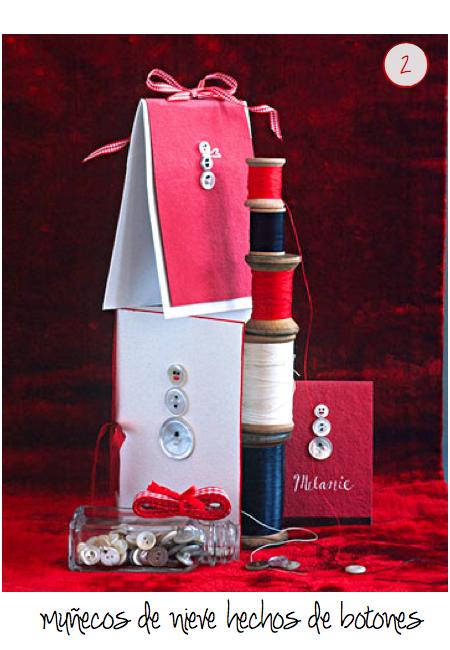 Especial Tarjetas De Navidad El Blog De Navidad Digital - Como-hacer-postales-de-navidad-originales
