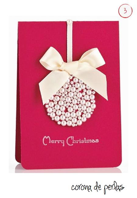 Especial tarjetas de navidad el blog de navidad digital - Manualidades postales navidad ...