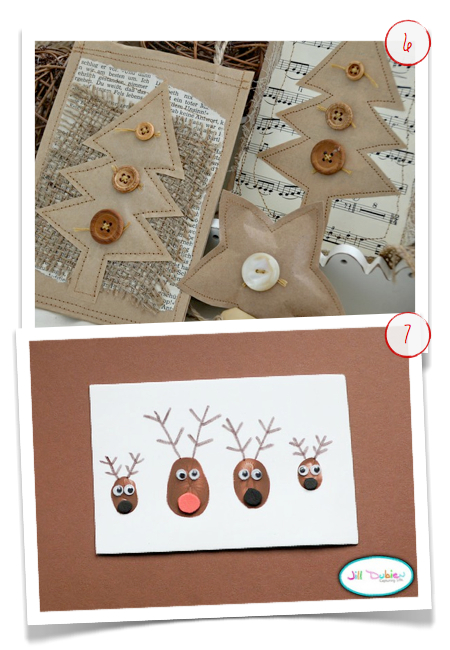 Especial tarjetas de navidad el blog de navidad digital - Hacer tarjeta de navidad con foto ...