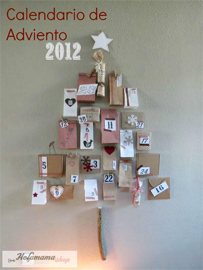 Calendario de adviento 2012 el blog de navidad digital - Que poner en un calendario de adviento ...
