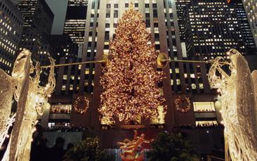 En directo el encendido del rbol de navidad m s famoso - Poco weihnachtsbaum ...