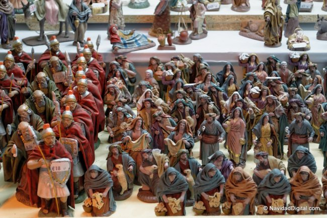 Figuritas de belen