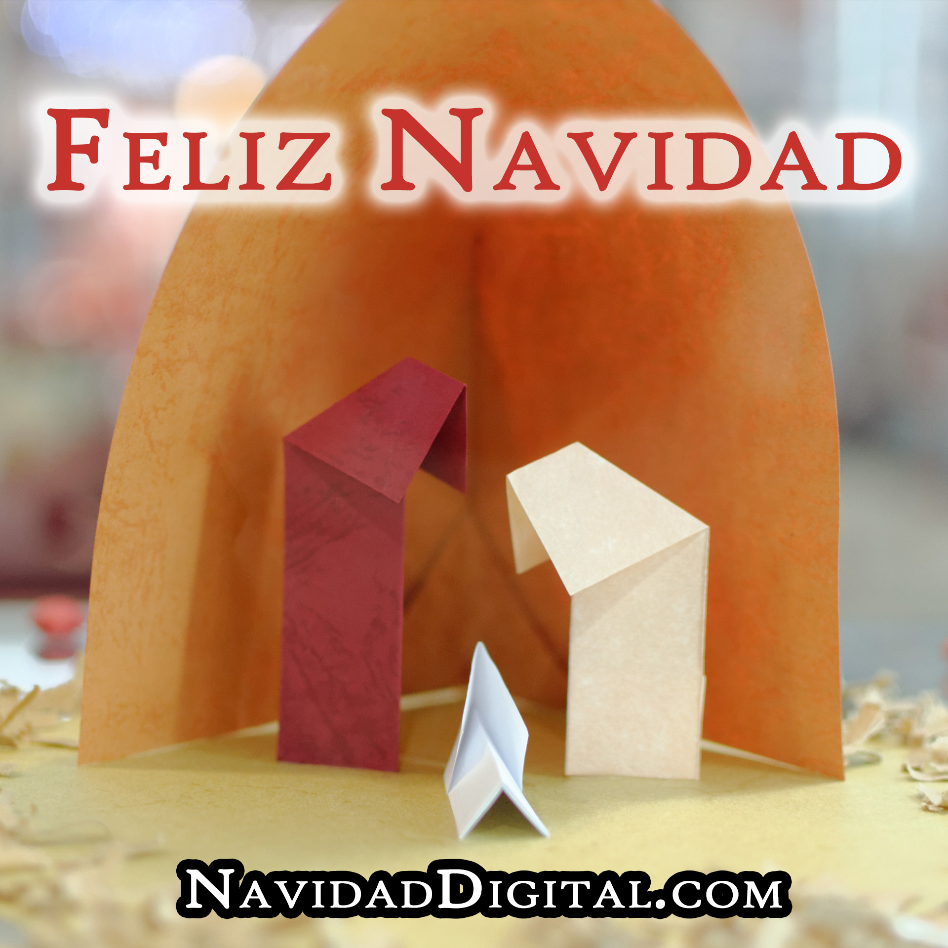 Postales de navidad para enviar el blog de navidad digital - Tarjetas de navidad para enviar ...