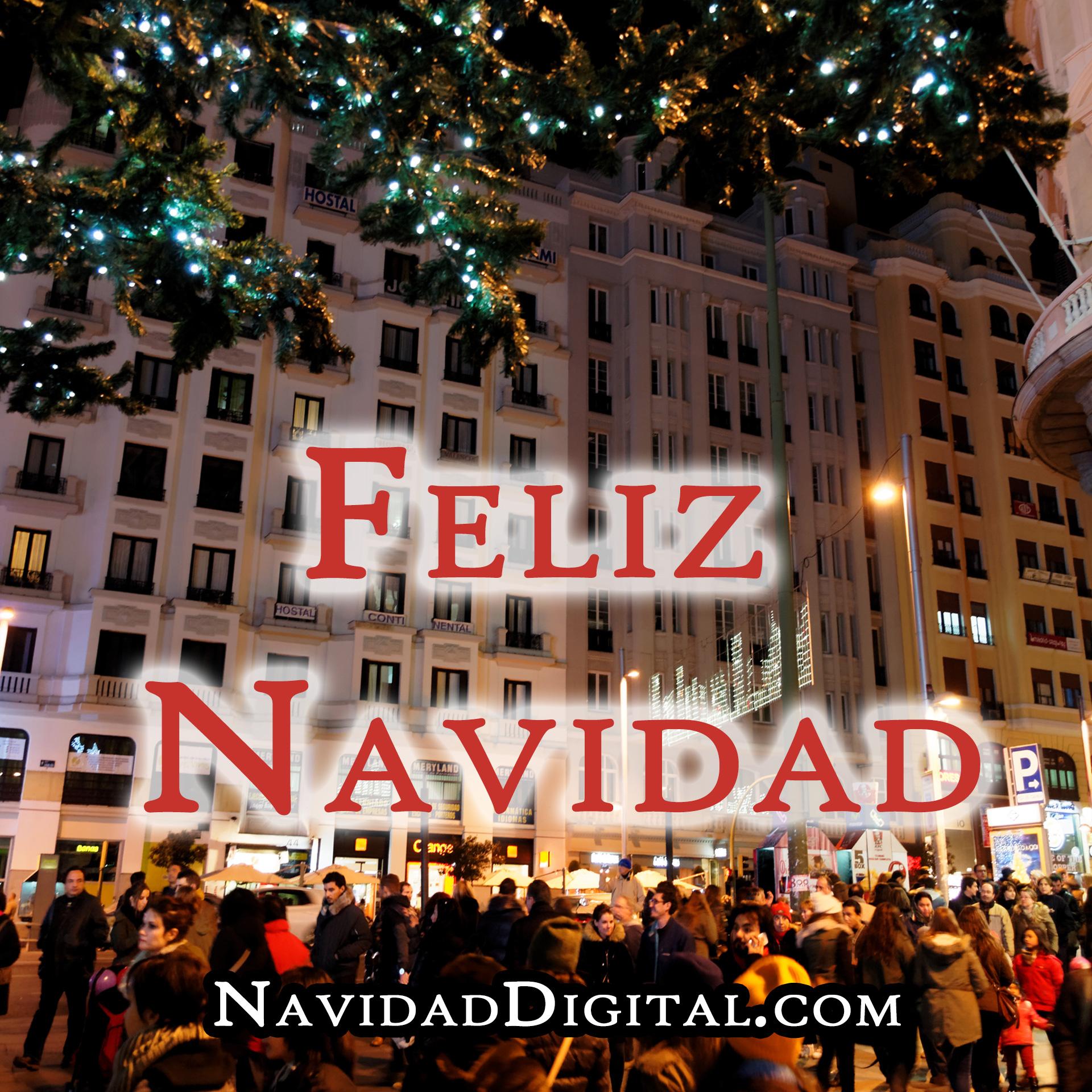Christmas de navidad para enviar