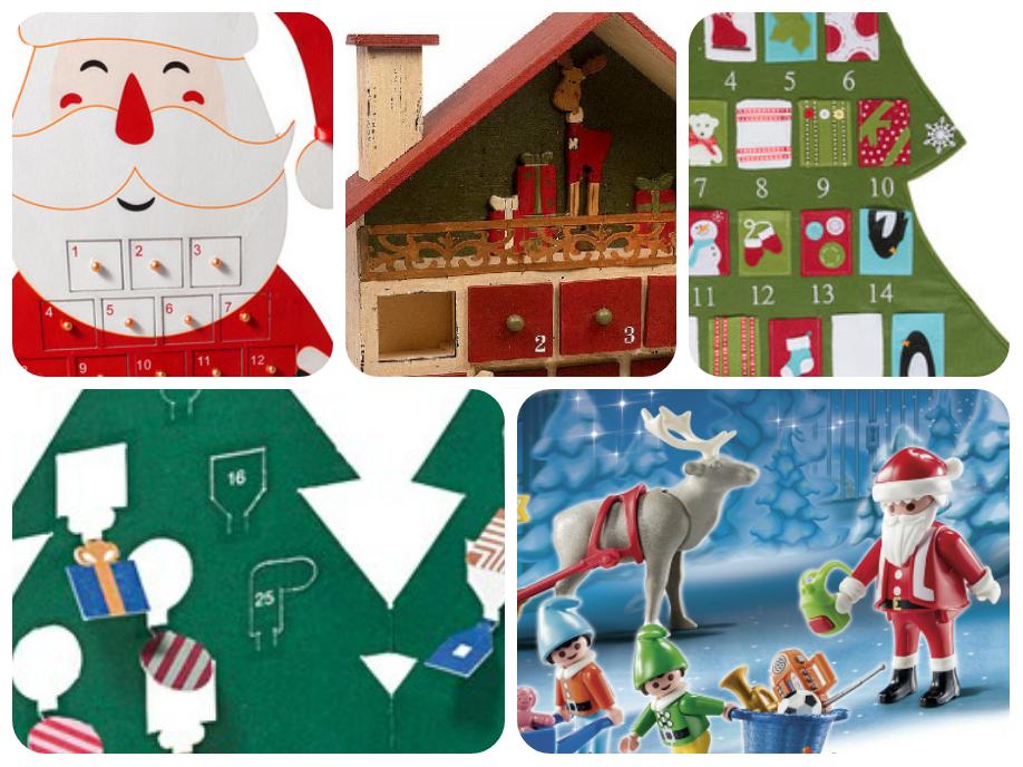 Calendarios de Adviento 2016 para regalo El blog de Navidad Digital