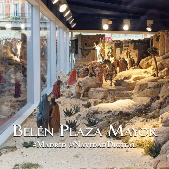 belen-plaza-mayor-madrid-2014