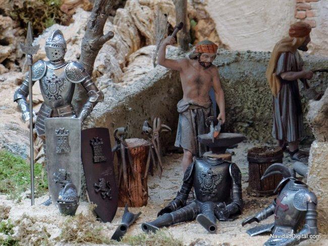 herrero-armadura-belen-sol