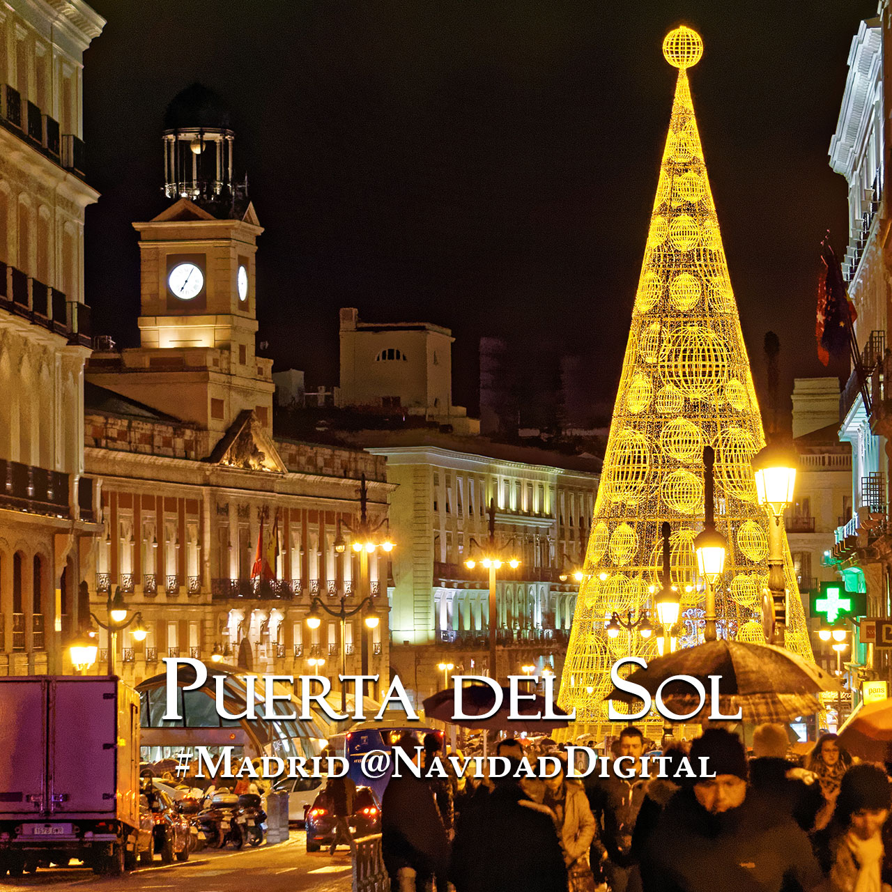 Puerta sol madrid navidad 2014 2 el blog de navidad digital for El sol madrid