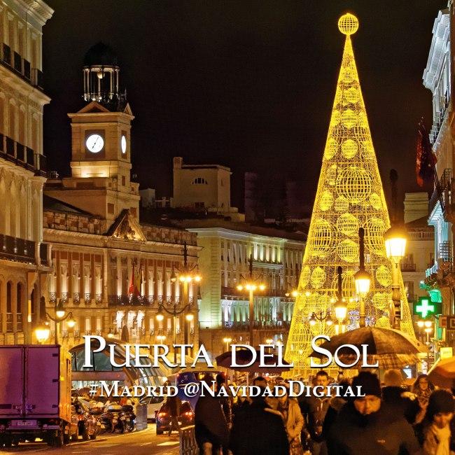 Especial navidad madrid 2014 2015 el blog de navidad digital - Puerta de madrid periodico ...