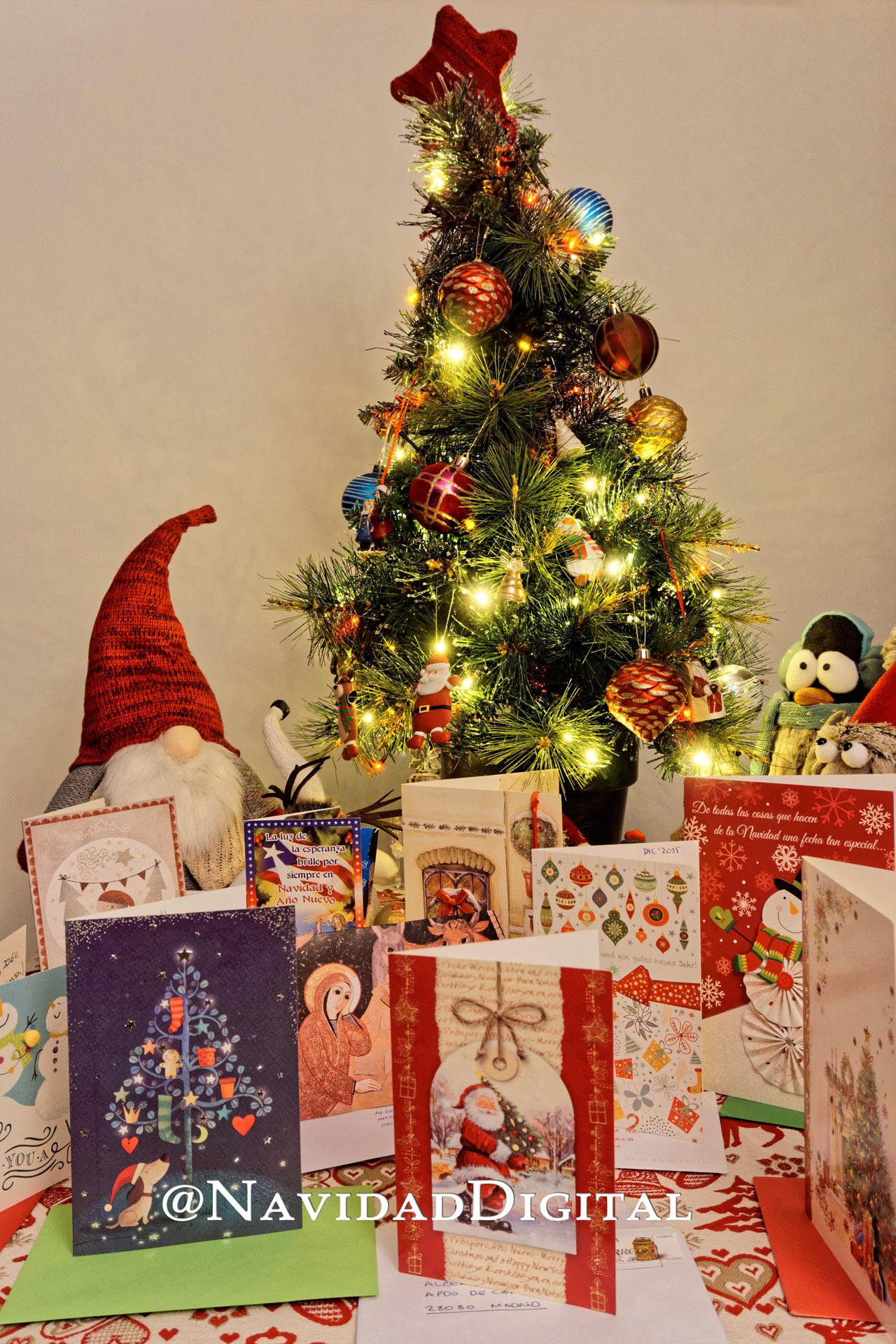 vuestras tarjetas navideas
