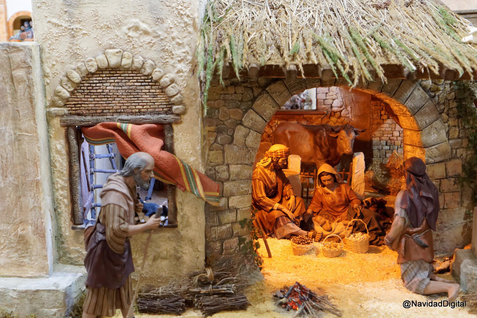 Bel n del ayuntamiento de valencia el blog de navidad for Nacimiento belen