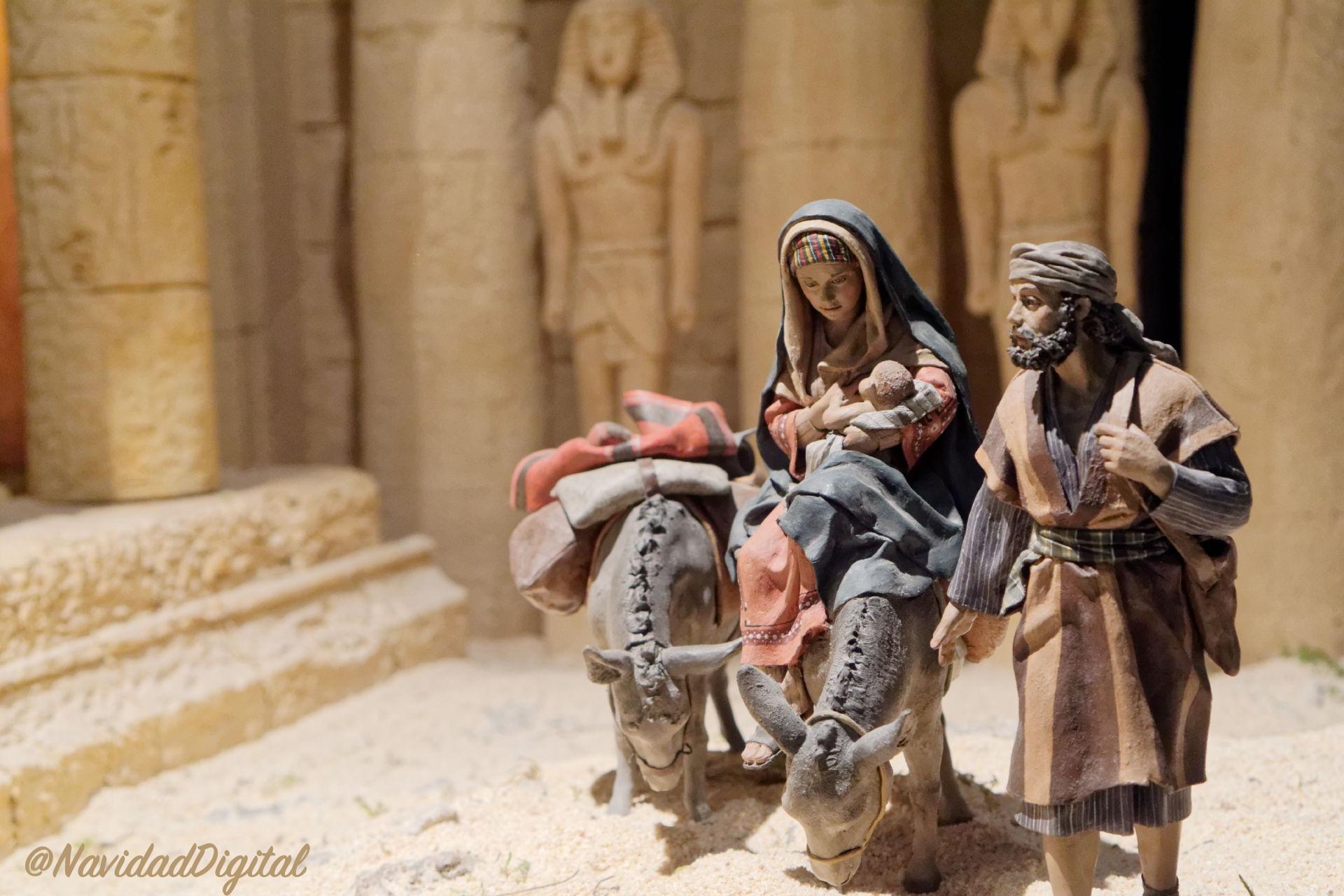 Belenes en Navidad Digital